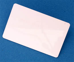 Blank CR80 PVC Cards - 30 mil 500 Pack - Fits all ID Card Printers Generic