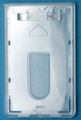 Card Dispenser Vertical Hd 20a 00 706 N Badge Holder