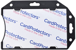 Shielded ID Card Protector - 50 Pack Brady 1840-5091