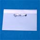 Pin-On name tag holder, acetate