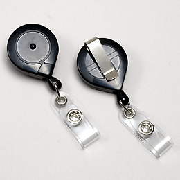 Badge Reel - Lock-Out Button - Closeout item