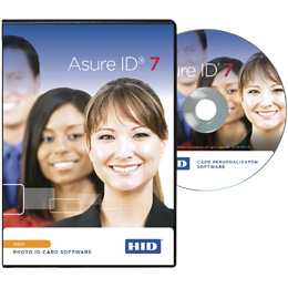 Asure ID 7 Solo Software 086411